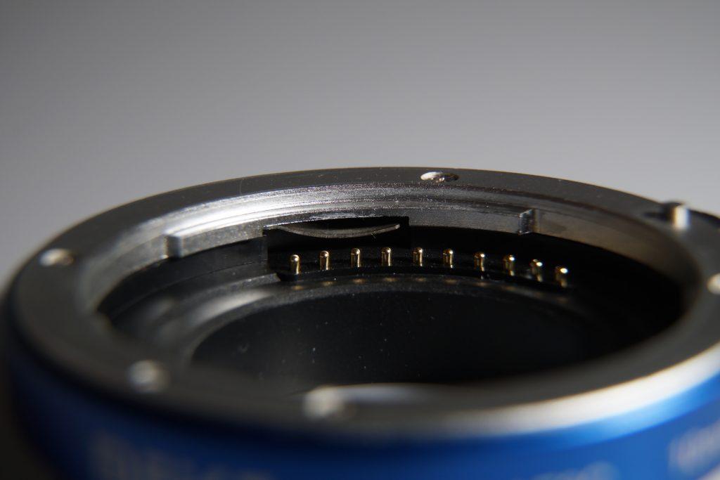 Sony E-Mount Makro Zwischenringe meike