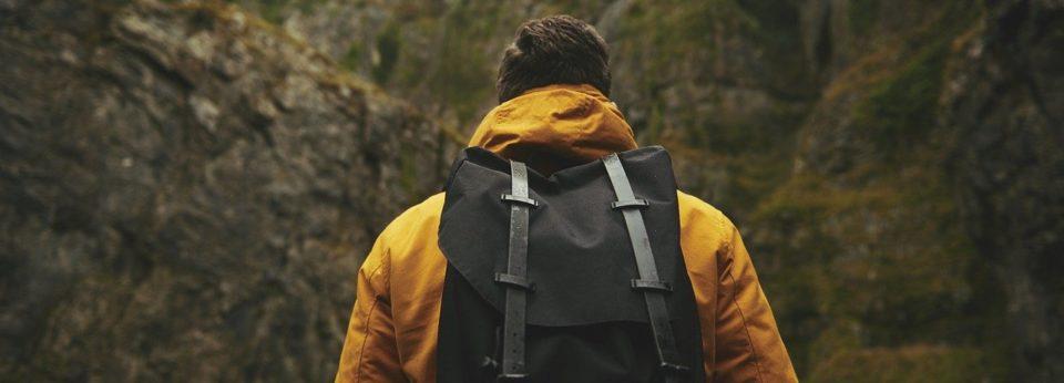 Bild zu fünf Tipps wie man beim Rucksack packen Gewicht sparen kann